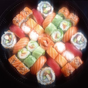 Light sushi A